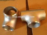 Te igual inoxidable del acero SS304 de la exportación caliente directa de China