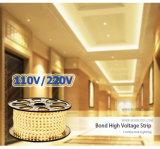 DC12V 24Vの卸売価格SMD 2835 120LED LEDのストリップは純粋な性質の白カラーを暖める