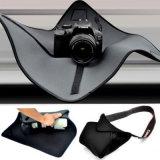 판매 포장 피복 접히는 렌즈 SLR 렌즈 피복 부대 렌즈 포장 부대