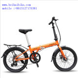 [ألومينوم لّوي] يطوي درّاجة متغيّر سرعة يطوي درّاجة