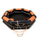 海洋のセービングに使用する堅いタイプ救命いかだ