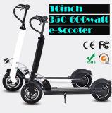2つの車輪のブラシレスモーターFoldable小型電気スクーター