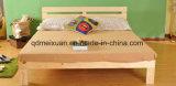 Cama de madera maciza modernas camas dobles (M-X2320)