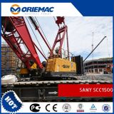 Sany 140t гусеничный кран Scc1350e