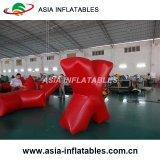 Carbonile su ordinazione di Inflatables Paintball, modifica di tiro all'arco, modifica del laser