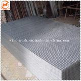 Сварной проволочной сеткой ограждения панели используются для строительства