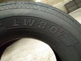 Breite Reifen der Unterseiten-TBR mit guter Qualität 445/65R22.5