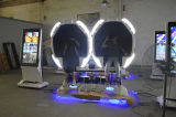 Cine de la realidad virtual 9d Vr con el simulador de 360 grados