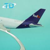 スケールの金属モデル平面A310 Federal Express 12cmの平らなモデル