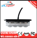 Neue Montierung LED Lighthead des Gitter-4D und der Oberfläche für Emergency Autos