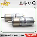 Motor eléctrico del engranaje de la C.C. 24V del precio de fábrica 42m m mini