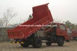 Тележка сброса тележки Dumper Tipper Dongfeng 130HP 4X2 (с подрамником)