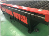 Cnc-Plasma-Scherblock, Eisen-Blatt-Scherblock-Metalltür-Plasma-Ausschnitt-Maschine mit USA-Energie