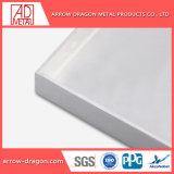 PVDFはカーテン・ウォールの正面のクラッディングのための不燃性アルミニウムクラッディングの壁パネルを耐火性にする