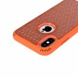 Dissipatie van de Hitte van de Prijs van de fabriek 2 in 1 Geval van de Dekking van de Telefoon voor iPhone 8