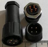 プラスチック水証拠のコネクターFs2-4