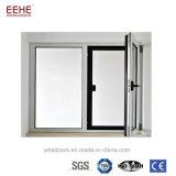Двери окна Casement порошка покрывая законченный алюминиевые