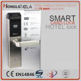 HonglgのFidelio Pmsへのインターフェイスが付いている自由なホテルロックシステム