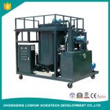 Los residuos industriales negro el reciclaje de aceite lubricante de la máquina (ZLE Series)