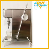 De bons commentaires de fruits en acier inoxydable Frozen Yogurt Ice Cream Machine de mélange