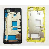 для рамки LCD снабжения жилищем переднего шатона D5503 Сони Xperia Z1 компактной миниой
