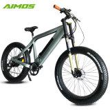 """Avantage prix bon marché 26 """" bicyclette Fat pneu neige électrique"""