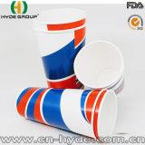 20のOzの使い捨て可能な二重PEの飲料のための冷たい飲み物のコップ