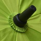 ombrello nero esterno di pesca del rivestimento 43inch