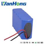 18650 bloco da bateria de 12V 8ah para a energia solar