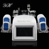 Máquina sin dolor gorda de reducción de gran alcance de gran alcance portable del tratamiento del laser de 40k que adelgaza RF