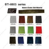 """Les jupes de silicone de haute qualité pour le matériel de pêche à la mouche Bti-8803 5"""" standard"""