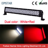 Barra chiara del LED dell'automobile ambrata e bianca di colore doppio per fuori strada (colore di GT31001-dual)