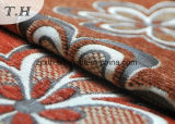 Jacquard tejido chenilla sofá de brillante color (Fürth31025)
