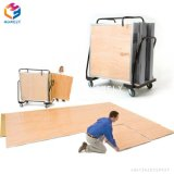 Confortable mobilier portable de gros de plancher de danse dance-floor amovible