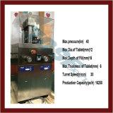 환약 압박 기계장치의 기계를 만드는 Zp-7A 약제 회전하는 정제