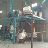 Qualidade elevada 50t de farinha de trigo usinas no Paquistão (50t)