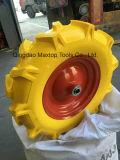 480/400-8 rotella solida dell'unità di elaborazione Foamwheelbarrow di Maxtop