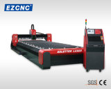 Machine de découpage duelle en métal de commande numérique par ordinateur d'acier du carbone de boîte de vitesses de vis de bille d'Ezletter (GL1550)
