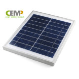 Panneau solaire de Cemp picovolte 3W, 5W, 10W 20W 40W 80W pour la maison et solution de bureau