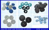 Tasto riutilizzabile di PPS RFID per vestiti che seguono nella lavanderia
