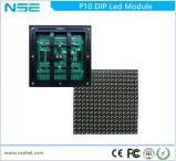Modulo esterno del TUFFO LED di colore di P8 P16 P20 P25 singolo