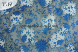 La impresión de tejidos de terciopelo tejido tejido textil