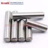 Rechte Spelden 1mm van het roestvrij staal
