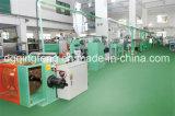 Chaîne de production d'extrusion de câble de gel de silicones