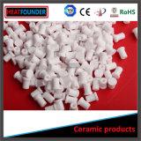 Color de rosa del inventario/materia textil de marfil/del negro el 95% el 99% del alúmina de cerámica