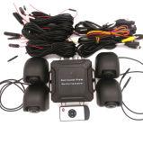 HD960p 360 de Bus de sistema Birdview con grabación y la visión nocturna