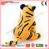 cadeau de promotion soft toys Plsuh animal en peluche Tiger
