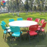 Hot vender Outdoor color opcional silla plegable de plástico