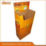 Caja de papel cartón corrugado cartón Mostrar Expositor