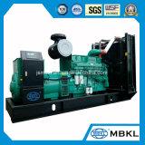заводская цена 50/60Гц премьер-800квт/1000 ква электрический генератор питания дизельного двигателя Cummins
